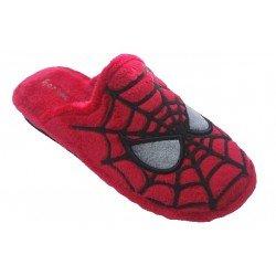 Zapatillas de estar en casa de Spiderman de la marca Garzón