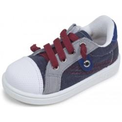 Zapatillas para niños tipo basket con cremalleras de Zapy