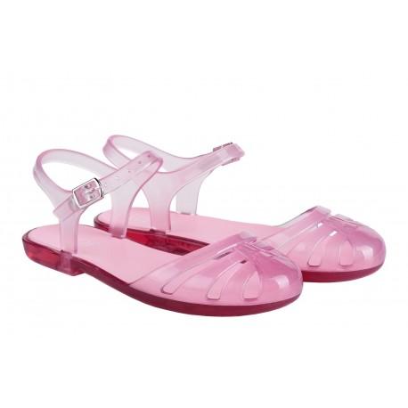 Sandalias de agua estilo bailarina modelo Mara Mini Cristal de Igor