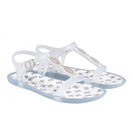 Sandalias de goma modelo Tricia Brilli de Igor