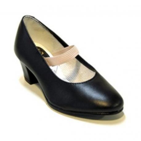 Zapatos de baile flamenco negros made in Spain