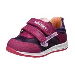 Deportivos de Pablosky para niña en rosa