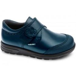 Zapatos colegiales cerrados para niña de piel de Pablosky