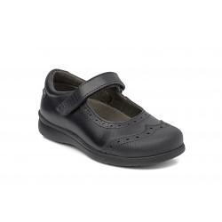 Zapatos colegiales de Gorila para niña