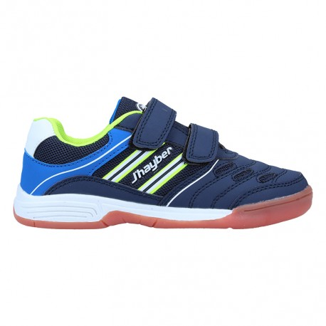 Zapatillas de fútbol sala de J'hayber modelo Iniesta