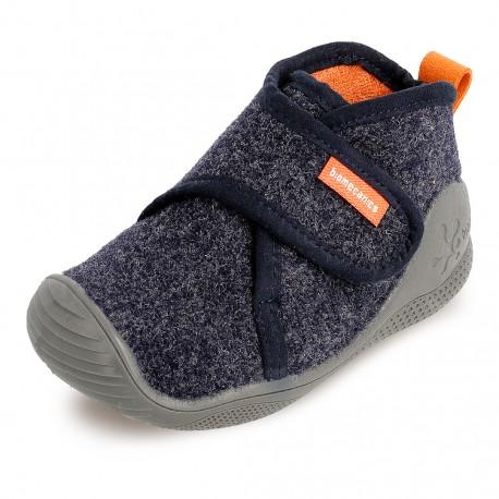 Zapatillas de estar en casa con velcro de Biomecanics