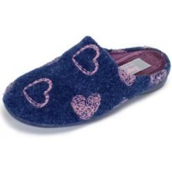 Zapatillas de estar en casa tipo pantuflas para chica de Zapy