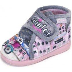 Zapatillas de estar por casa para niña de Zapy
