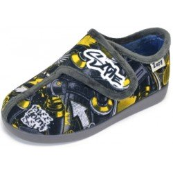Zapatillas de estar en casa para niño Style de Zapy