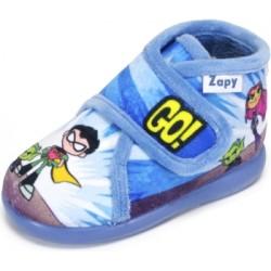 Zapatillas de estar en casa para niños de Zapy