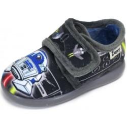 Zapatillas Zapy de estar en casa para niño Guerra de las Galaxias
