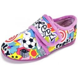 Zapatillas de estar en casa para niñas de Zapy
