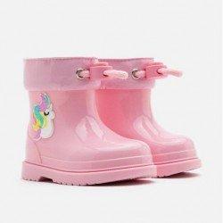 Botas de agua para niña modelo Bimbi Unicornio de Igor