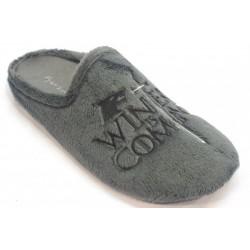 Zapatillas de estar por casa para chico Winter is coming de Garzón