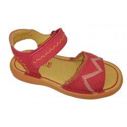 Sandalias para niña de estilo étnico de Tekilou