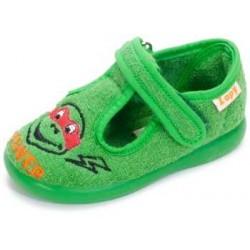 Zapatillas de estar en casa para niño de Tortugas Ninja de Zapy