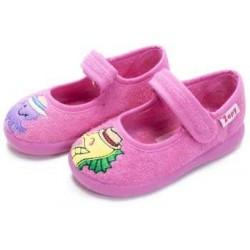 Zapatillas de estar en casa para niña de Zapy