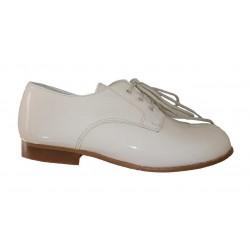 Zapatos tipo blucher de charol de Baby Style