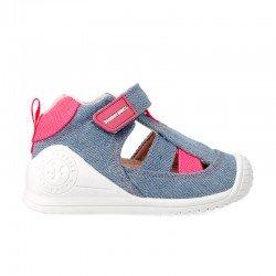 Sandalias de lona Biomecanics para niñas