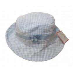 Sombrero de tela para bebé de Paula Nus