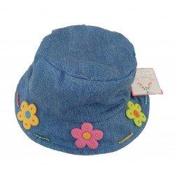 Sombrero de tela vaquera para niña de Paula Nus
