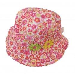 Sombrero de tela de flores para niña de Paula Nus