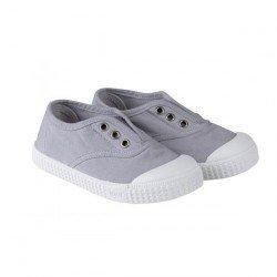 Zapatillas de lona con elástico de Igor