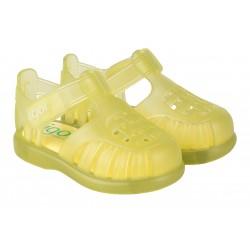 Sandalias de agua en goma con velcro modelo Tobby, de Igor