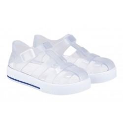 Sandalias de agua con corchete modelo Tenis Cristal de Igor