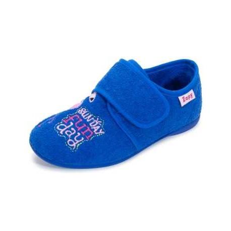 Zapatillas de estar en casa de verano para niña de Zapy