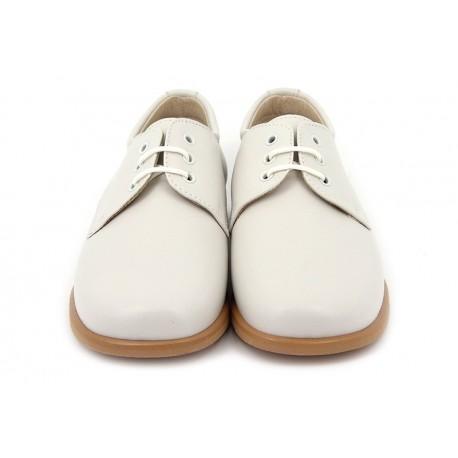 Zapatos de ceremonia con cordones de Piulín