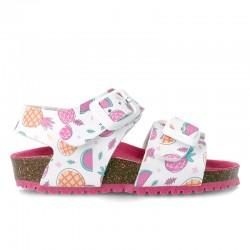 Sandalias para niña tipo bio de Garvalín