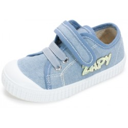 Zapatillas Zapy de loneta para niña