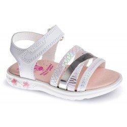 Sandalias para niña con suela de goma de Pablosky