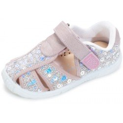 Sandalias de lona para niña de Zapy