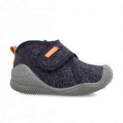 Zapatillas de estar por casa con velcro de Biomecanics