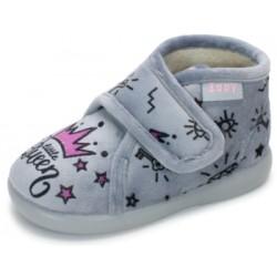 Zapatillas de estar en casa para niña con conejo de la marca Zapy