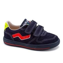 Zapatillas de piel de Pablosky para niño