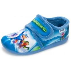 Zapatillas Zapy de estar en casa para niño