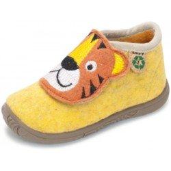 Zapatillas de estar en casa de tigres de Zapy