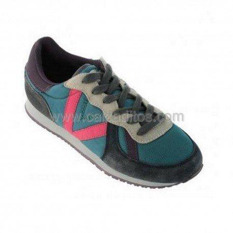 Zapatillas deportivas modelo jogging jeans, de Victoria